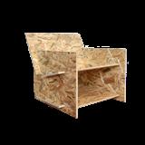 """Le fauteuil """"Noble Wood"""" 2"""
