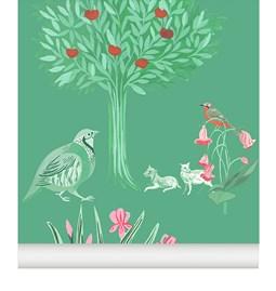 Wallpaper Yutopia - Verde