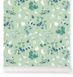 Wallpaper Garden Party - Amande