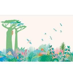 Décor mural MANJA - acidulé