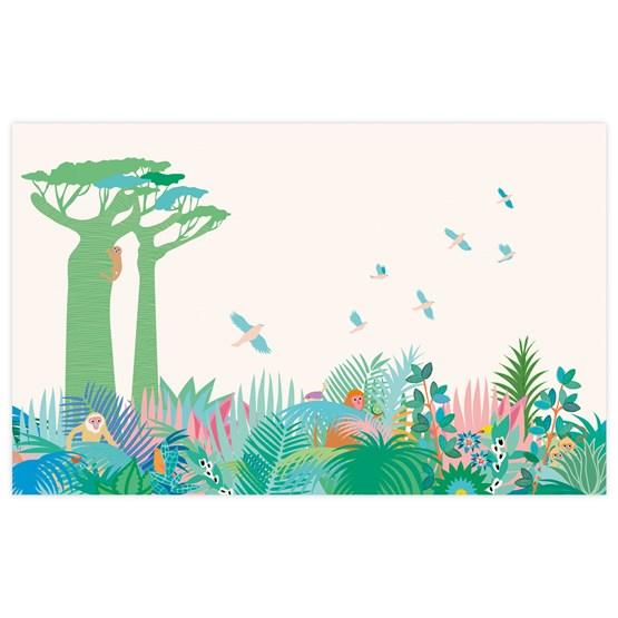 Walldecor Manja - acidulé - Design : Little Cabari