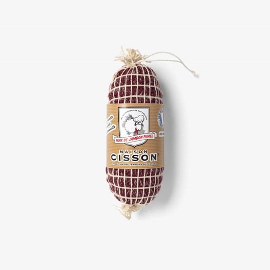100% knitted Smoked ham nut - Design : Maison Cisson