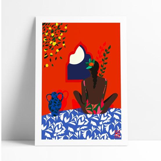 Illustration MAHINA  - Design : VERIDIS QUO