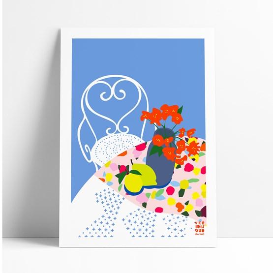 MAMIE LINE - Illustration - Design : VERIDIS QUO