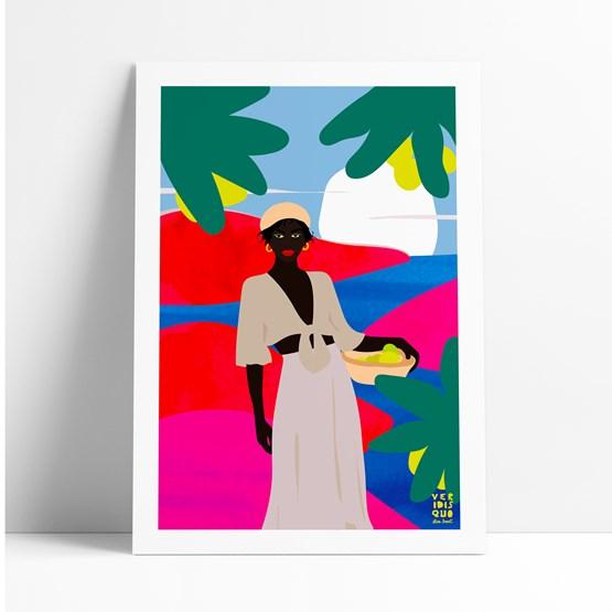MANDA TOTO - Illustration - Design : VERIDIS QUO