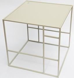 Table M+ - Gris soyeux