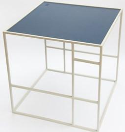 Table M+ - Gris/Saphir