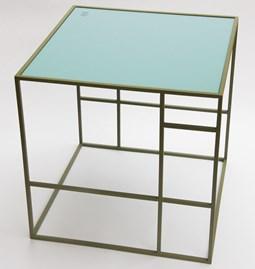 Table M+ - Olive/Polar blue