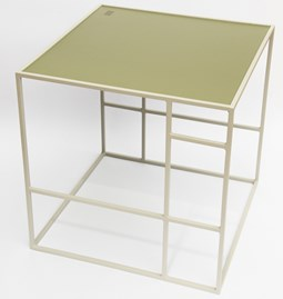 Table M+ - Gris/Olive