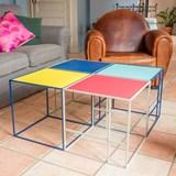 Table M - Saphir/Bleu polaire 5