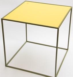 Table M - Olive/Citrine