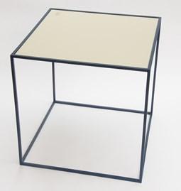 Table M - Saphir/Gris soyeux