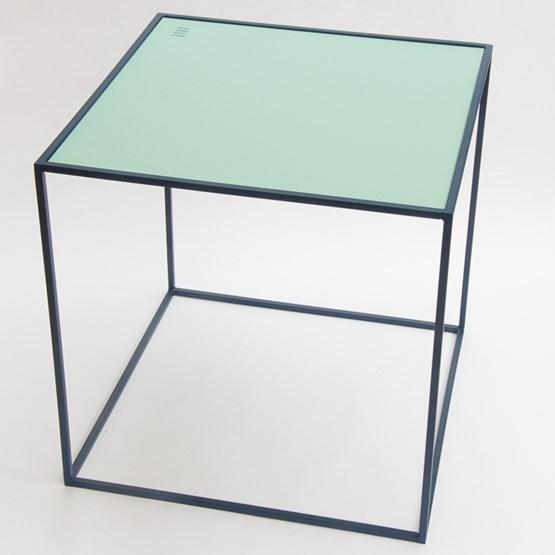 Table M - Saphir/Bleu polaire - Design : Helado Design