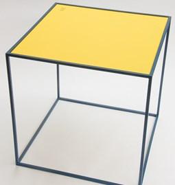 Table M - Saphir/Citrine