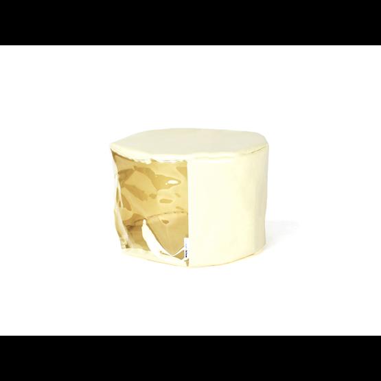 """O"" of OLA - beach chair - beige - Design : Flora Koel"