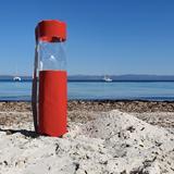 """""""L"""" of OLA - beach chair - red 2"""