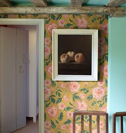 Wallpaper AUDE - Yellow