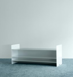 Coffee Table S  - White