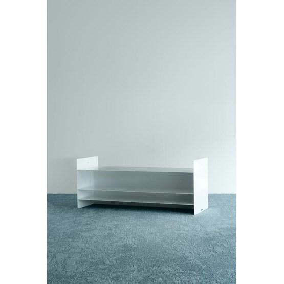 Coffee Table S  - White - Design : MAUD Supplies