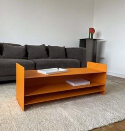 Coffee Table S  - Orange