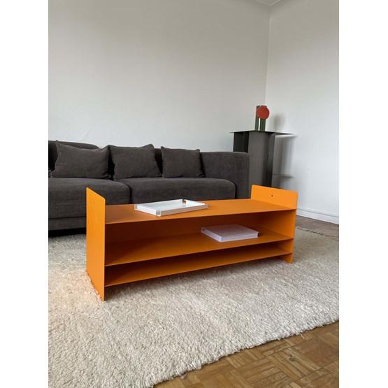 Coffee Table S  - Orange - Design : MAUD Supplies
