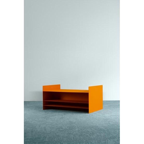Coffee table M - Orange - Design : MAUD Supplies