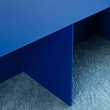 Coffee table M - Blue 2