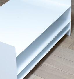 Coffee table M - White