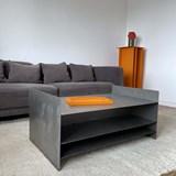 Coffee table M - Metal gray 4