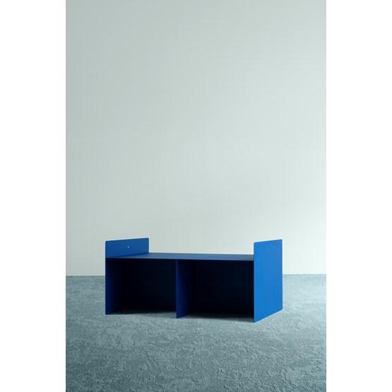 Coffee table M - Blue - Design : MAUD Supplies