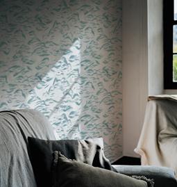 Wallpaper MARIE - White