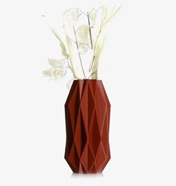Vase MONA - Matte Red
