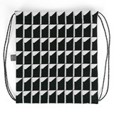 Jacquard Shadow Volume B&W Backpack 3
