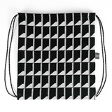 Jacquard Shadow Volume B&W Backpack 6