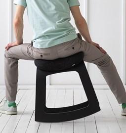 Muista Chair - All Black