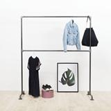 Clothing rack LE TÉMÉRAIRE - steel 4
