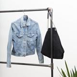 Clothing rack LE TÉMÉRAIRE - steel 3