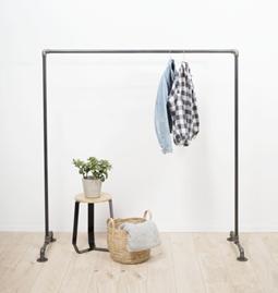 Clothing rack L'ORDONNE -- steel