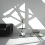 Side table Dance - anthracite  5