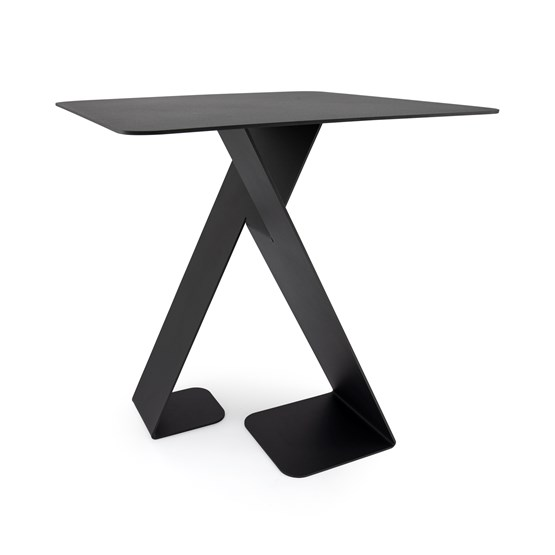 Side table Dance - anthracite  - Design : Marc van der Voorn