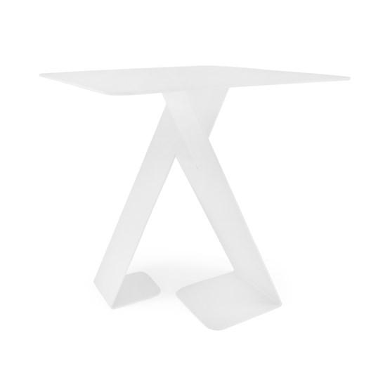 Side table Dance - white  - Design : Marc van der Voorn
