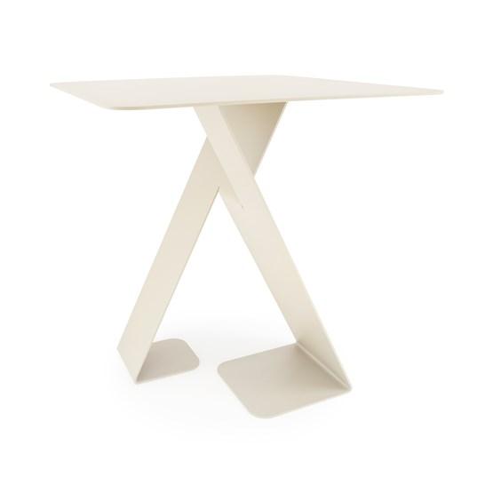 Side table Dance - ecru - Design : Marc van der Voorn