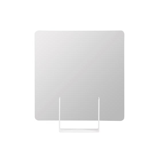 Mirror Look square - white  - Design : Marc van der Voorn