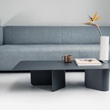 Coffee table Surf - anthracite  5