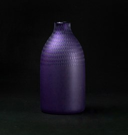 ENTRE-DEUX vase - Amethyst Purple