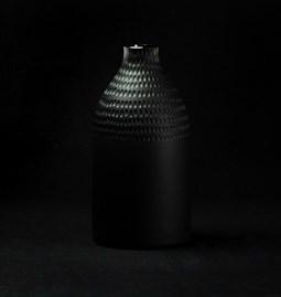 ENTRE-DEUX vase - Intense Black
