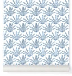 Wallpaper Maracas - Bleu Compostelle