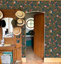 Wallpaper Kistuné - Rouille