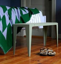 Bench CHAMFER - Lavender Leaf Green