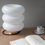 Lampe de table BIBE - verre  2
